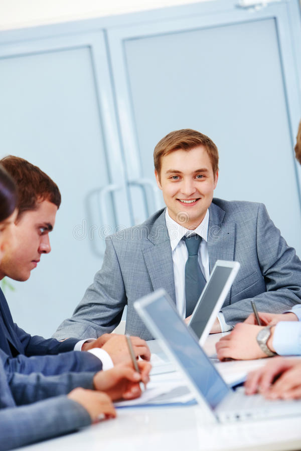 Download Boss stock photo. Image of collar, masculine, place, associate - 24309176