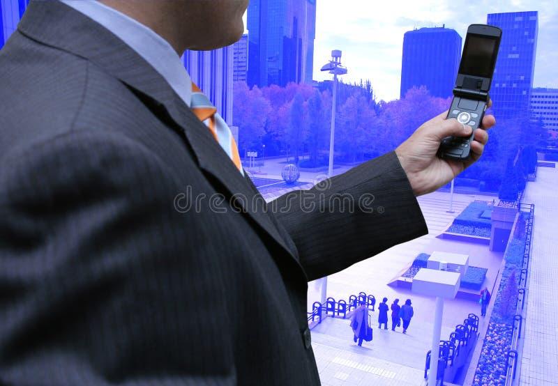 Boss calling stock photos