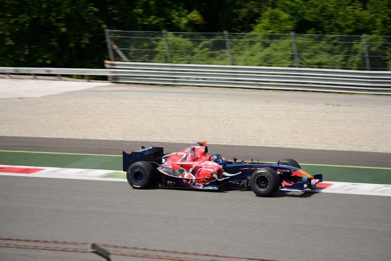 Boss GP Toro Rosso STR1 Formula 1 car stock photos