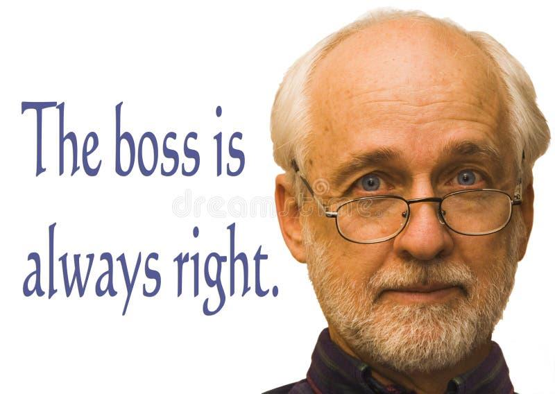 Download Boss Man stock image. Image of beard, bald, face, people - 405373