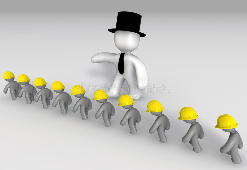 Download Boss And Workers Stock Photos - Image: 8083803
