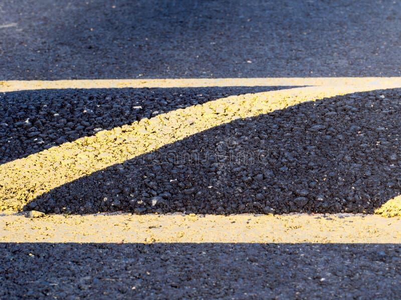 Bosse de vitesse image libre de droits