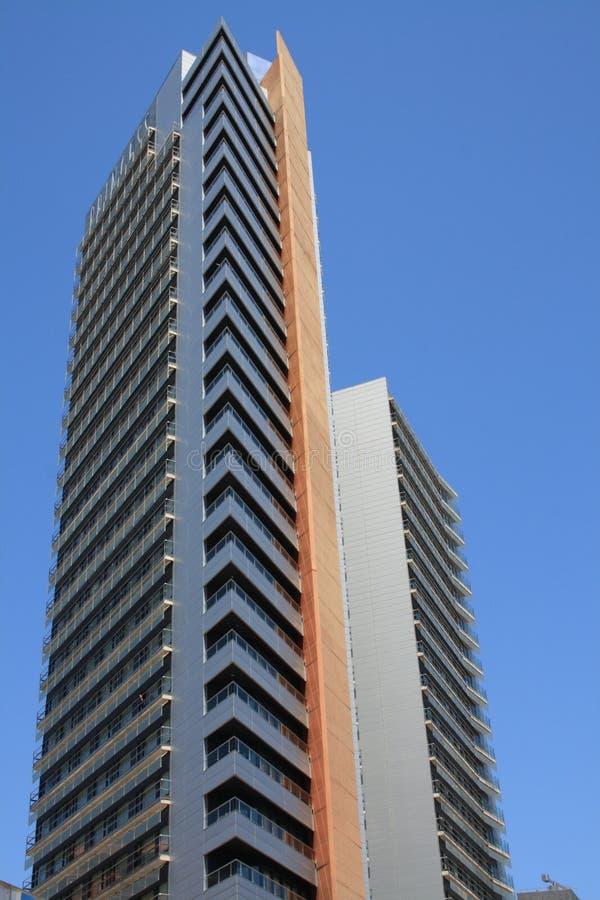 Bostadsbyggnad arkivbilder