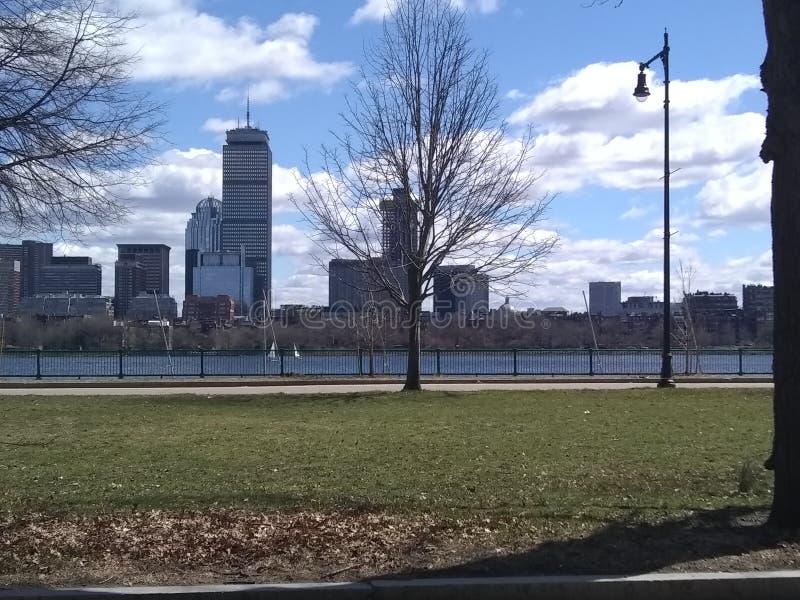 Boston royalty-vrije stock foto