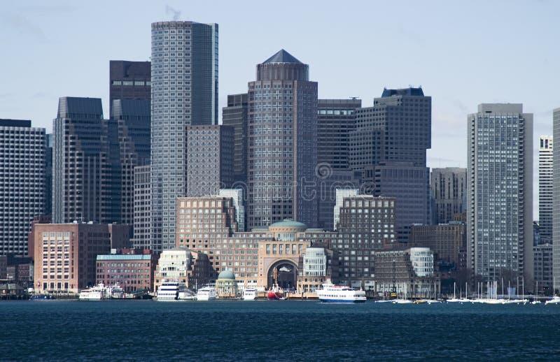 Download Boston imagem de stock. Imagem de downtown, geográfico - 16861249