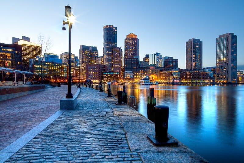 Boston lizenzfreie stockbilder