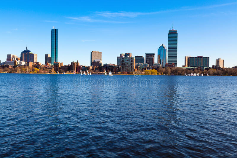Boston photo libre de droits