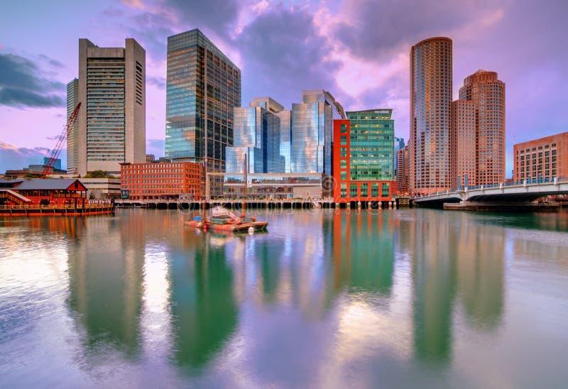 Boston royaltyfri foto