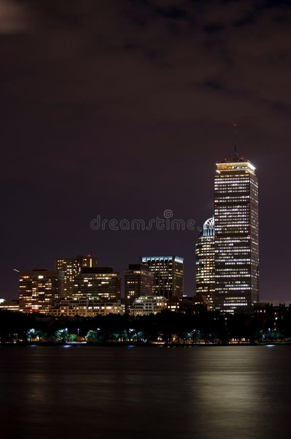 Download Boston stock photo. Image of urban, boston, states, night - 26965762
