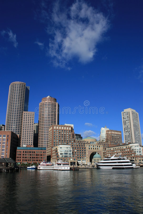 boston obrazy royalty free