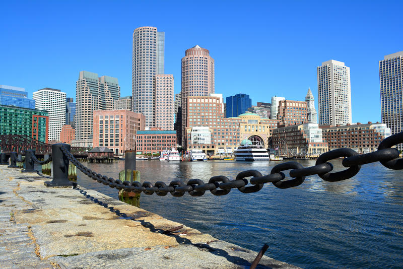 Boston arkivbilder