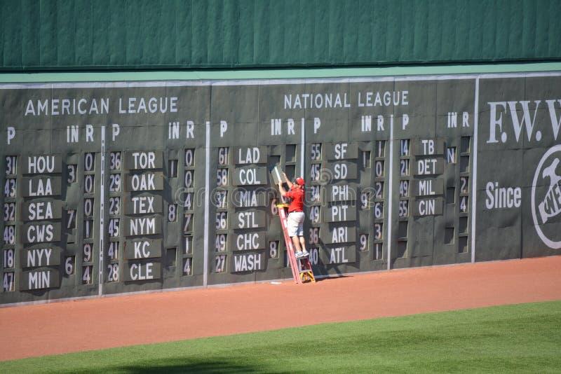 Boston stockbild