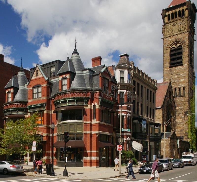 Boston photo libre de droits