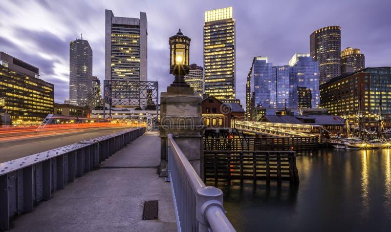 Boston imagem de stock royalty free