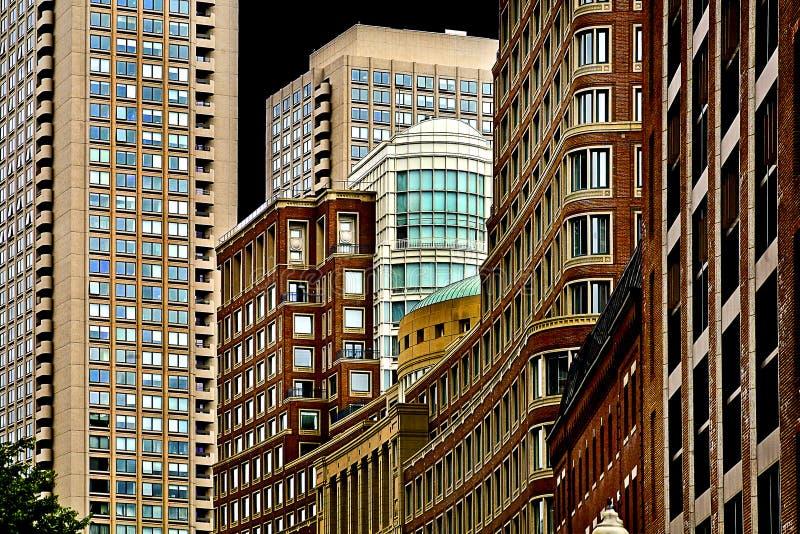 Boston immagini stock libere da diritti