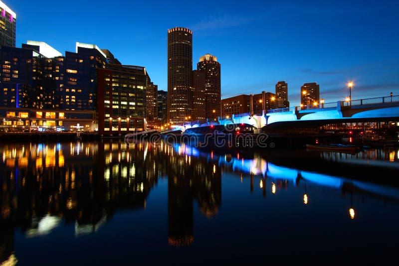 Boston lizenzfreies stockfoto