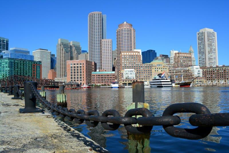Boston royaltyfri fotografi