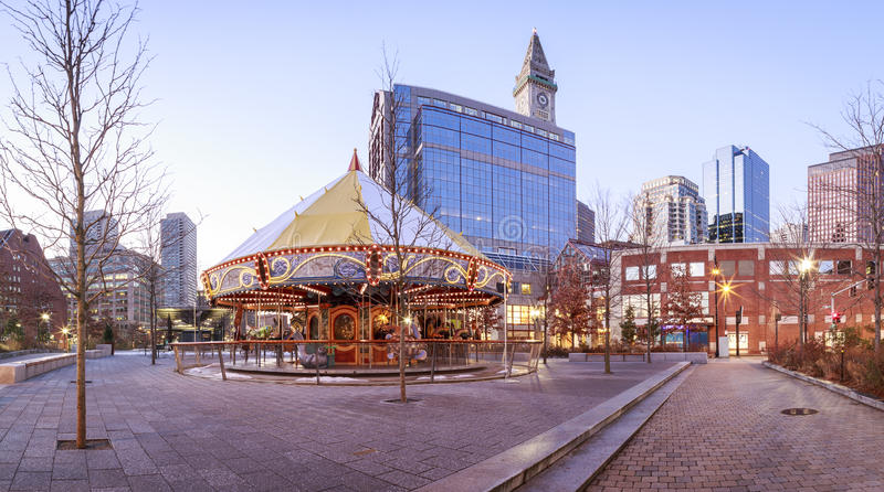 Boston stock afbeeldingen