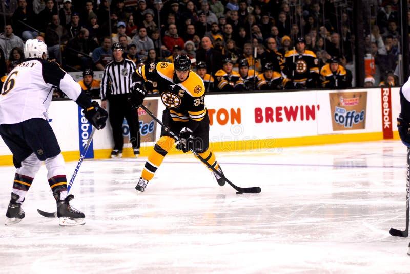 Boston Bruins Defenseman Zdeno Chara. Boston Bruins Captain #33 Zdeno Chara royalty free stock images
