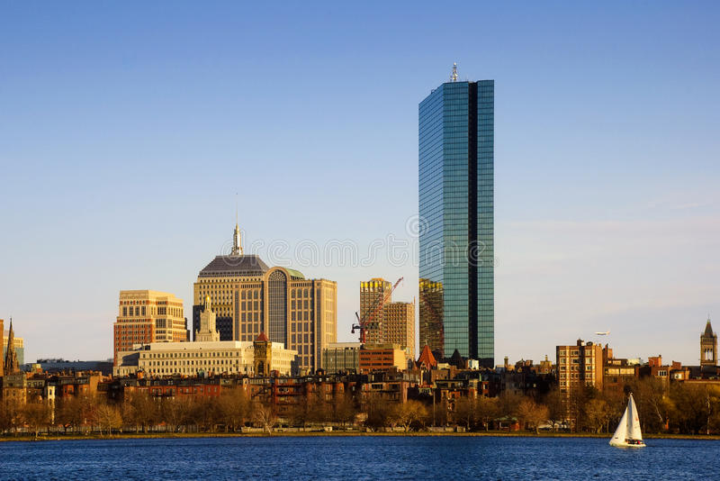 Download Boston by the Charles stock image. Image of vacation - 10085517