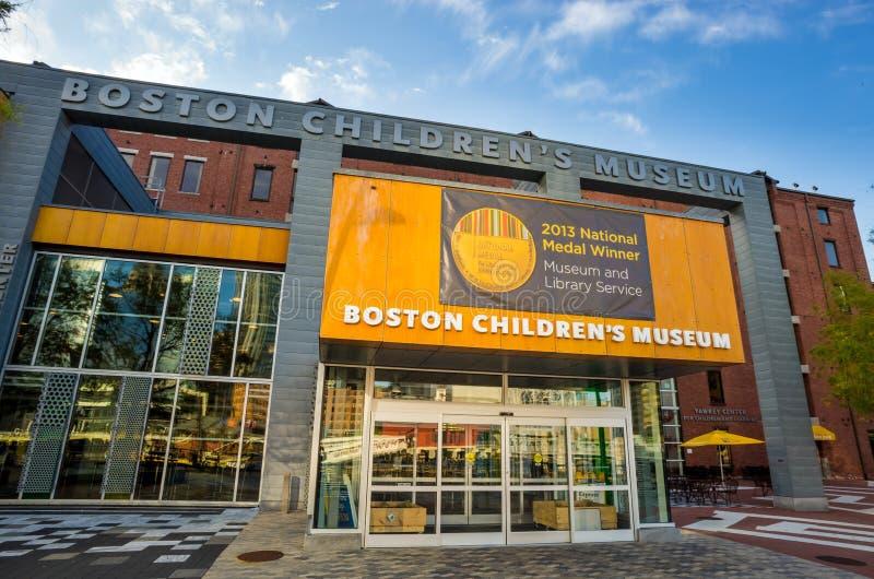 Boston Children's Museum royalty free stock photography
