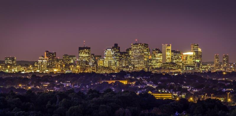 Boston dans le Massachusetts, Etats-Unis photo stock