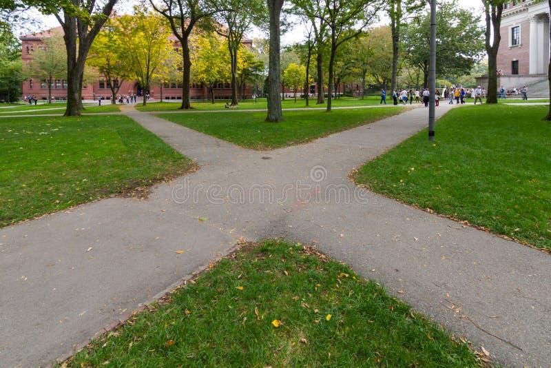 Download Boston In De Herfst, De V.S. Stock Foto - Afbeelding bestaande uit openlucht, kleur: 54075956