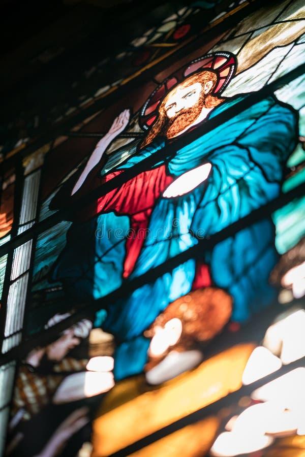 Boston-Dreifaltigkeitskirche lizenzfreie stockfotografie