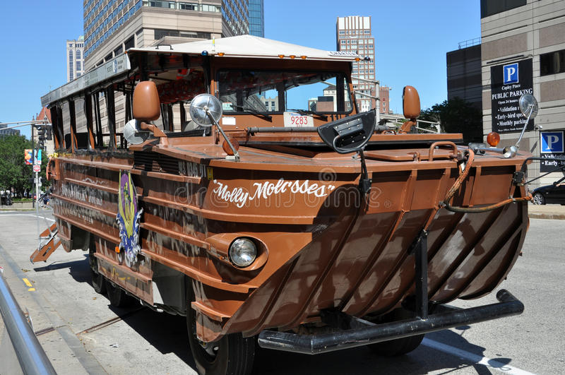 Download Boston duck boat tours editorial stock image. Image of charles - 20959944