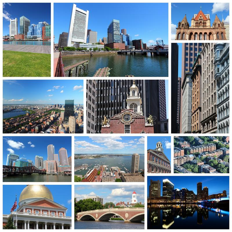Boston, Etats-Unis photos libres de droits