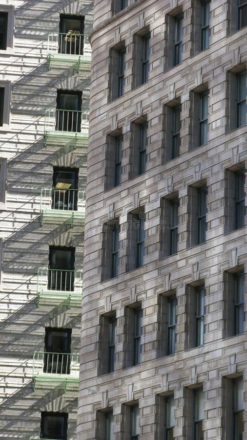 Download Boston-Gebäude stockbild. Bild von hoch, gebäude, büro - 12201651