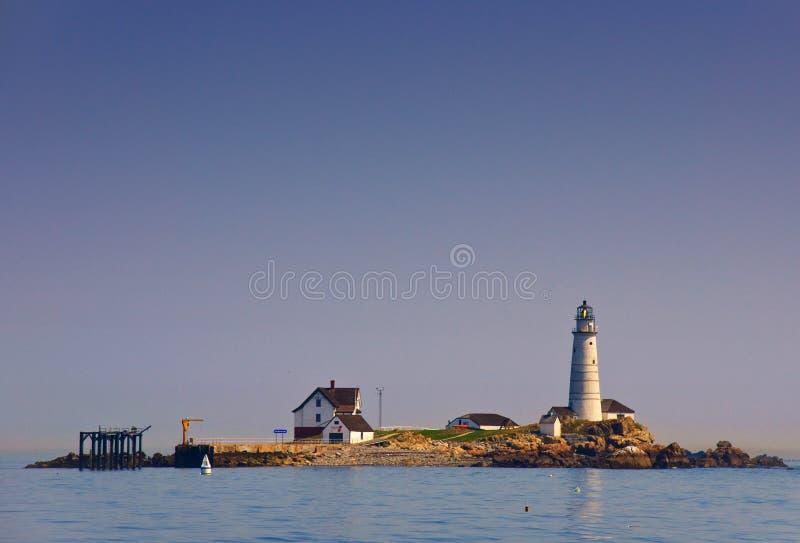Download Boston Lighthouse stock image. Image of lighthouse, historic - 18561217
