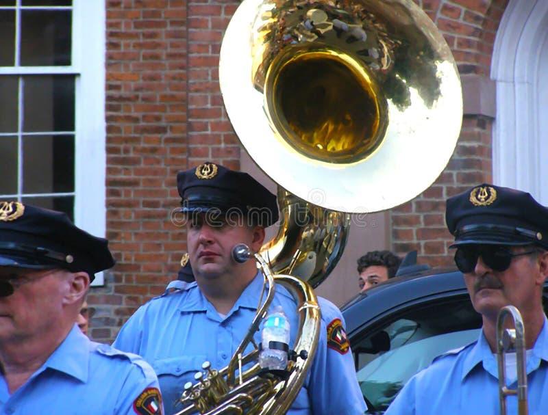 Boston, MA, usa, Sierpień 28, 2012: Świętego Anthony ` s uczta fotografia stock