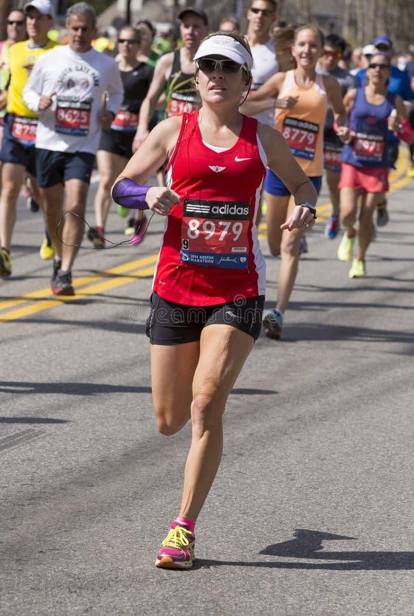 Download The Boston Marathon 2014 editorial photo. Image of competition - 40196406