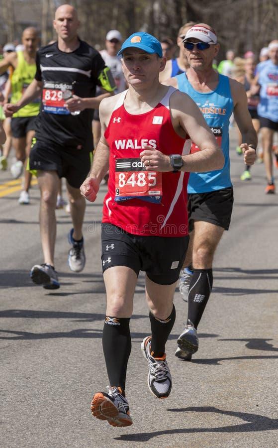 The Boston Marathon 2014 Editorial Image
