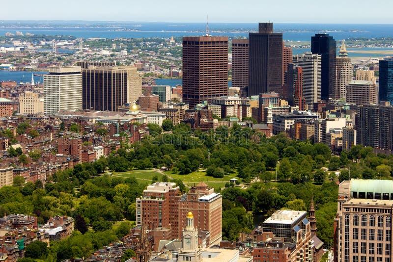 boston Massachusetts zdjęcia stock