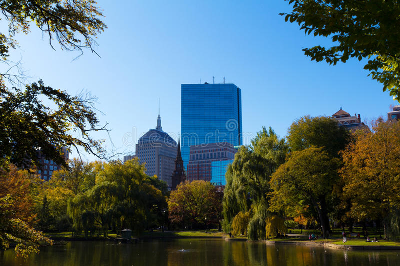 Download Boston In Massachusetts Royalty Free Stock Photography - Image: 21971527