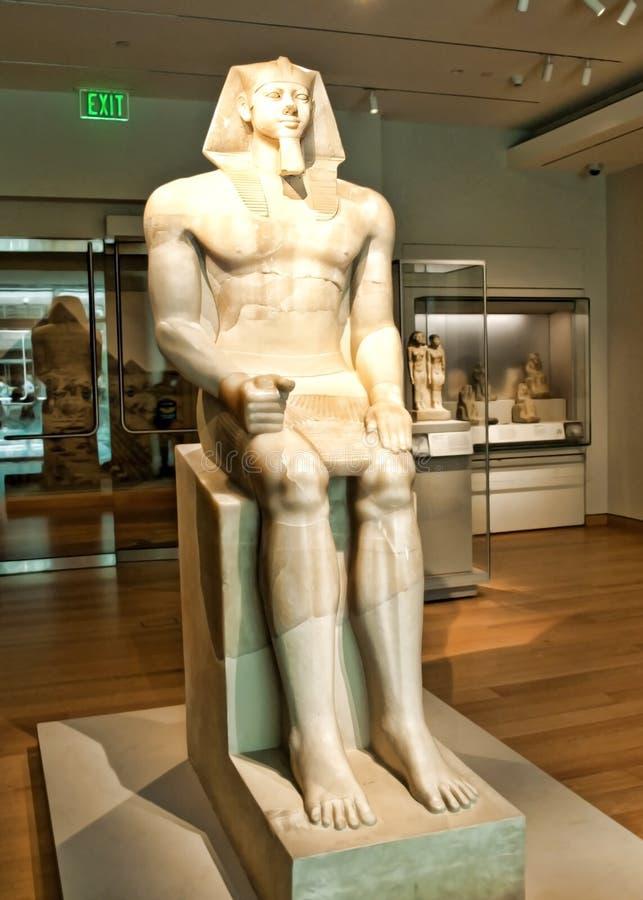 Boston-Museum der schöner Kunst stockfotografie