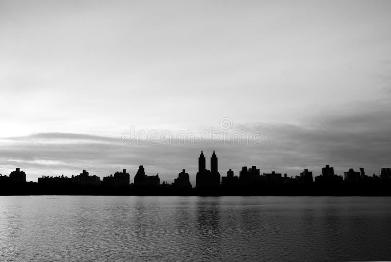 boston panorama obrazy royalty free