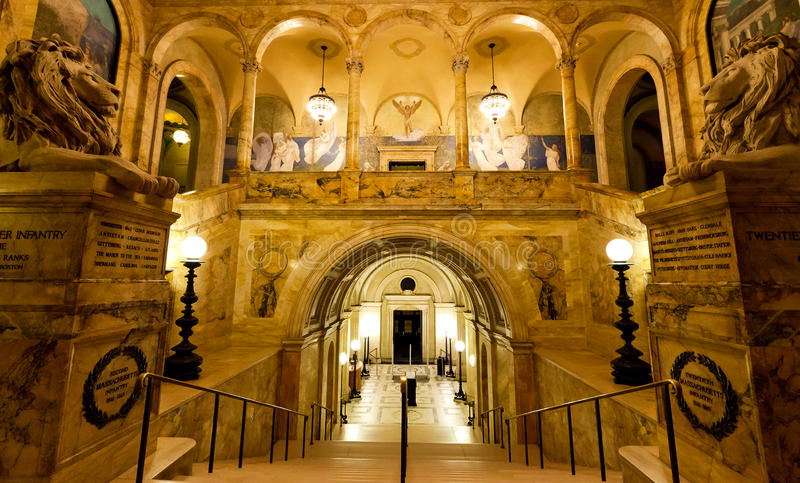 Boston Public Library royalty free stock photo