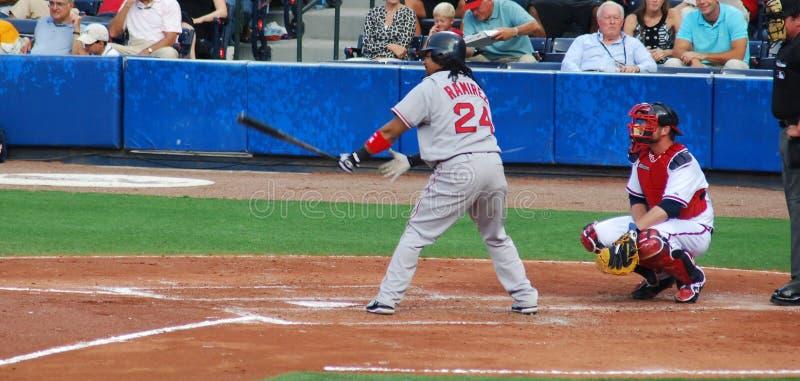 Boston Red Sox foto de archivo