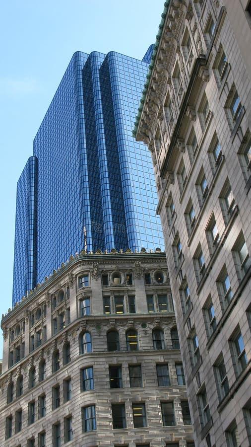 Download Boston-Stadtarchitektur stockfoto. Bild von outdoor, draußen - 12201654