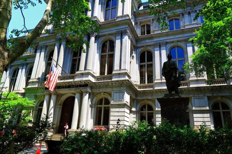 Boston Stary urząd miasta fotografia stock