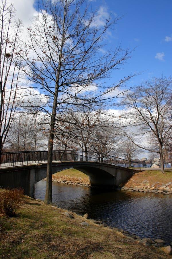 Boston USA royaltyfri foto