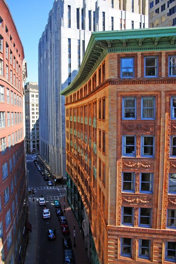 Boston USA arkivbild