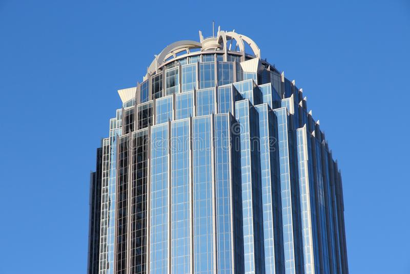 Boston-Wolkenkratzer stockfotografie