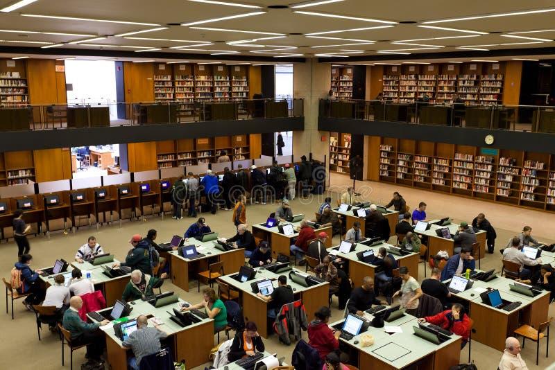 bostonu biblioteki społeczeństwo obraz royalty free