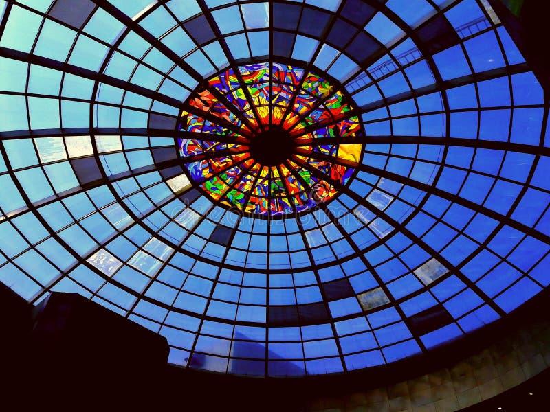 Bosundhora mall roof royalty free stock photos