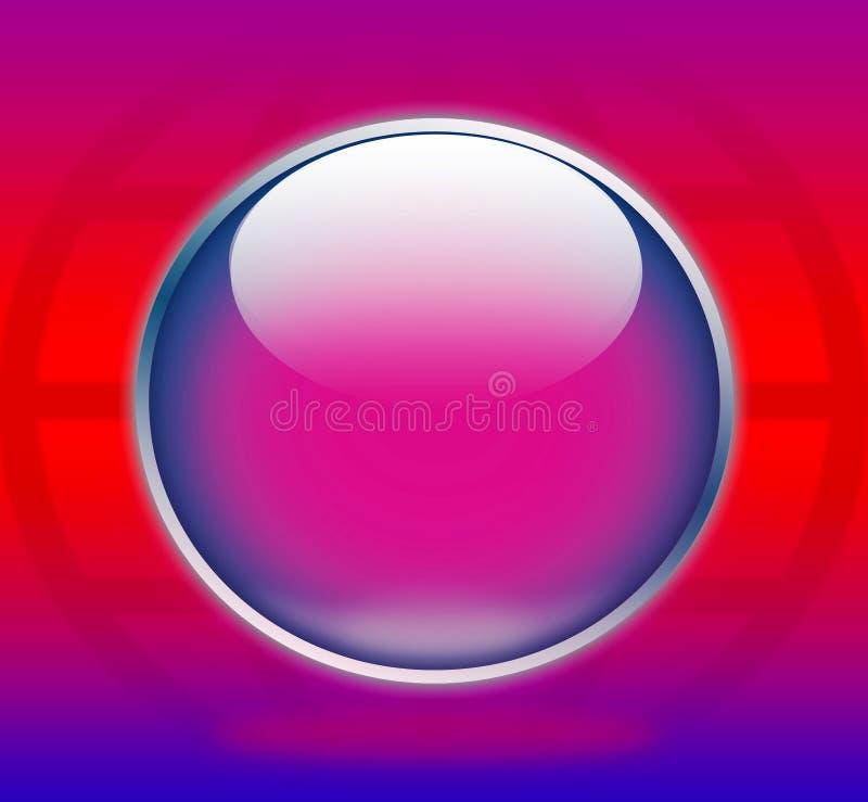 Botón colorido libre illustration