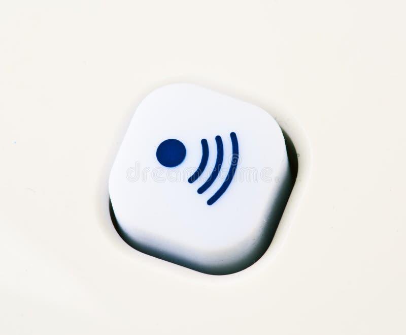Botón de la voz fotos de archivo libres de regalías